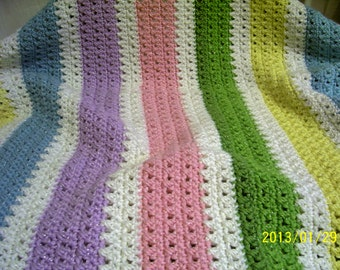 Crochet Stitches Multicolor : Sorry, this item sold. Have mummeeinna make something just for you ...