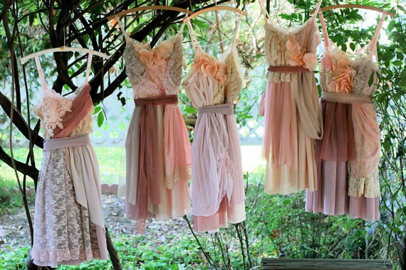 Deposit for Marielle Lair's Custom Bridesmaids and Flower Girl Dresses