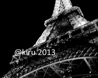 Eiffel Tower, Paris Photograph