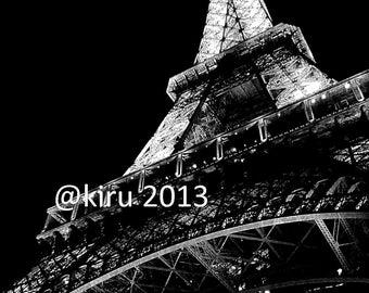 Eiffel Tower, Paris Photograph