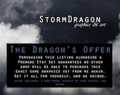 The Dragon's Offer - Exclusive Rights to Any Premade Set