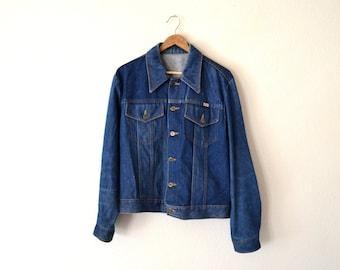 1970's Sedgefield Blue Denim Jacket...