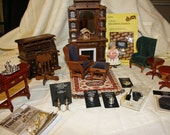 Destash Dollhouse/Miniature Large Lot 117