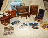 Destash Dollhouse/Miniature Lot 123