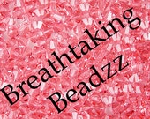CLEARANCE Swarovski Beads Crystal Bead 50 Rose Peach 4mm Bicone 5328 Many Colors In Stock,os