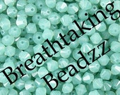 CLEARANCE  Swarovski Beads Bicone 24 Pacific Opal 6mm Crystal Bead Bicone 5328 Many Colors In Stock,os