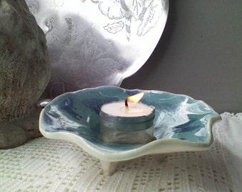Candle Holder/ Trinket Dish