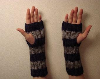 Made to Order Harry Potter Ravenclaw Fingerless Gloves