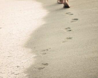 As she's walking away..., Fine art photograph, print 8x8