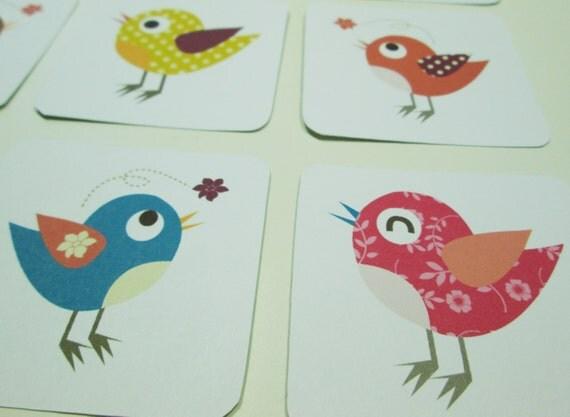 SALE/CLEARANCE - Sweet Tweet Stickers