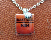 Basketball Mom Necklace