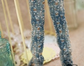 jiajiadoll-washed hole jeans pants fit momoko or blythe or misaki