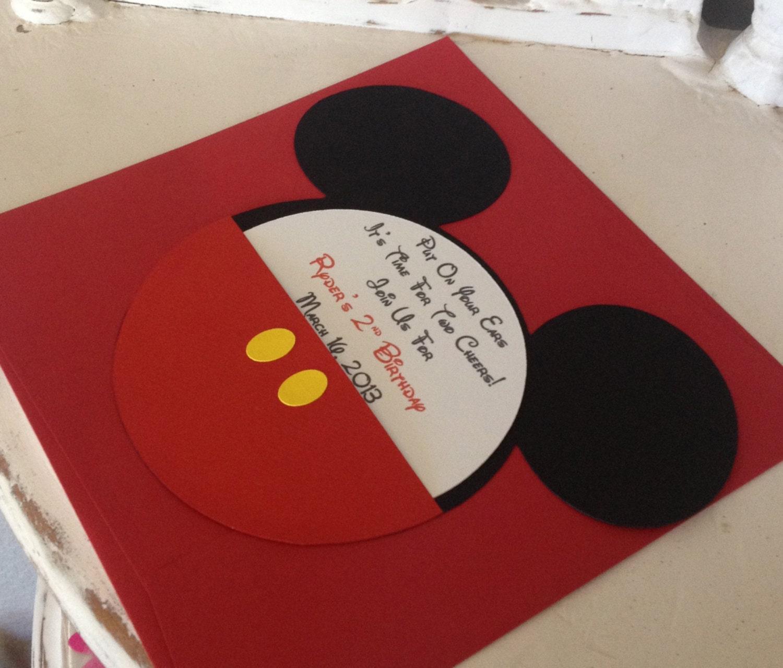 Card invitation ideas handmade birthday invitation cards handmade by custom handmade bookmarktalkfo Images