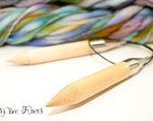 US Size 36 Wood Jumbo Knitting Circular Needles Basix