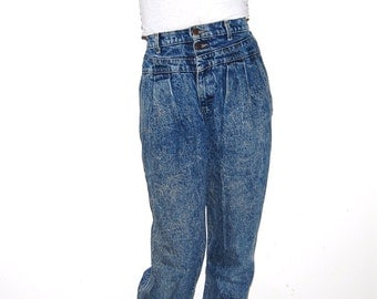 Vintage Jeans High Waisted Trends
