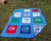 Remember your Principals Create a Memory Quilt from their Tshirts