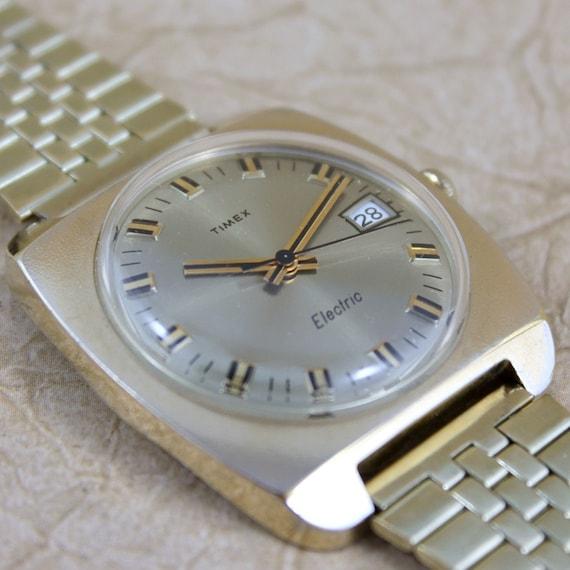 Vintage Timex Electric 25