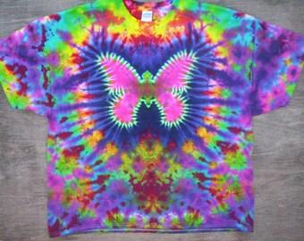 4X Butterfly Tie Dye