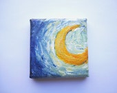Van Gogh Mini Paintings. Starry Night 1