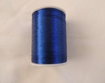 Signature SN Metallic Size 40 Thread in Sapphire