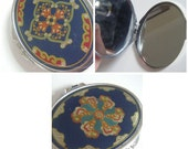 Choice of 2 pocket mirrors, double sided, make a lovely gift