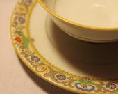 Vintage Royal Bayreuth Teacup and Saucer