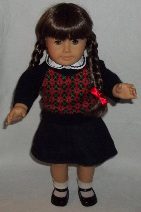 pleasant company american girl molly doll clothes dated 1986. Black Bedroom Furniture Sets. Home Design Ideas