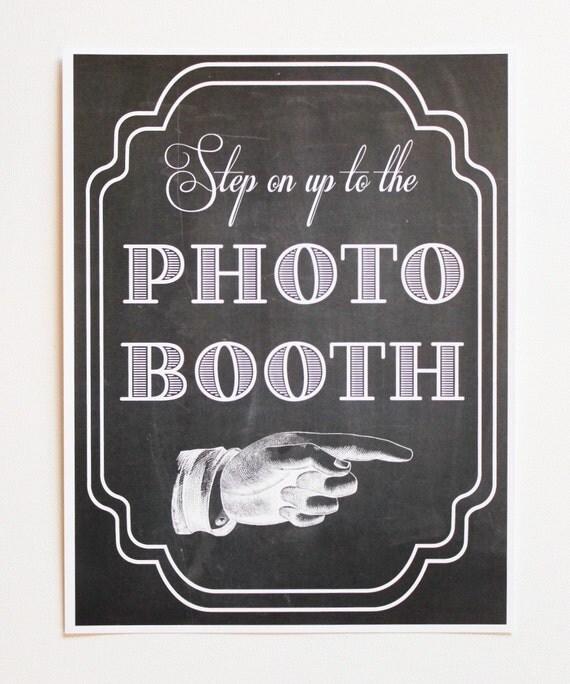 Photo Booth Sign  Photo Booth Prop  Photobooth Prop  Photo Booth    Photo Booth Clip Art