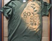 GREENLIGHT GO Bleached Shirt
