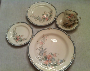 "Vintage ""Brighton Springs"" Noritake China"