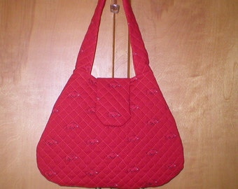 Razorback purse