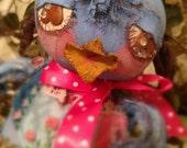Missie BleuByrd, Spring Doll Pattern, PDF Version
