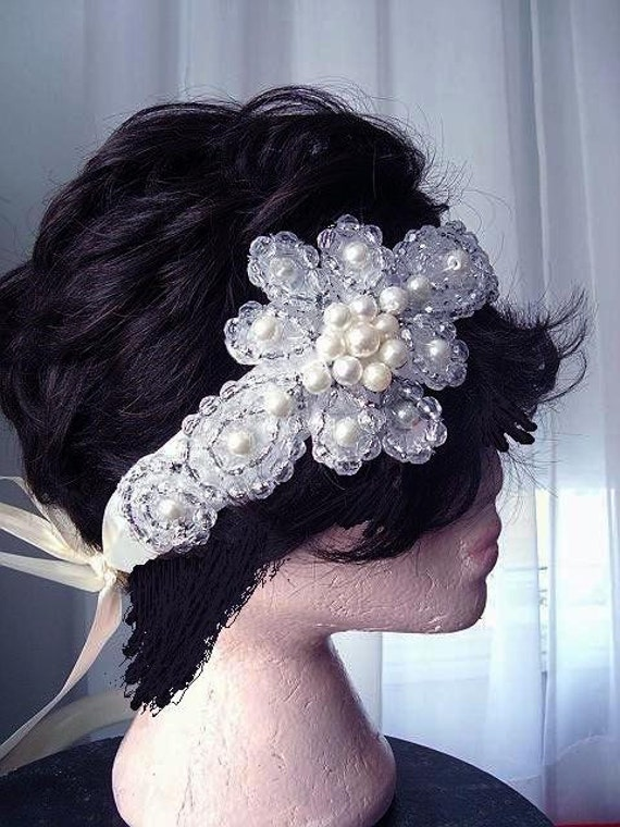 pattern, BEADED, BRIDAL SASH,  tutorial num. 37, diy instructions, weddings and bridal accessories