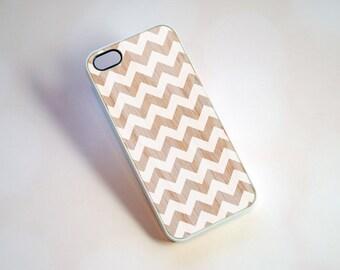 Chevron + Faux Wood Phone Case, iPhone 6, 6s, 5s, 6 Plus Case, iPhone Case, iPhone 6s Plus Case, iPhone 5 Case, iPhone 6, iPhone 6 Case Wood