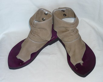 Leather Sandal - Rosaline