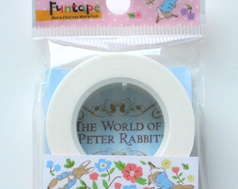 Funtape Masking Tape - Peter Rabbit - Small Flowers