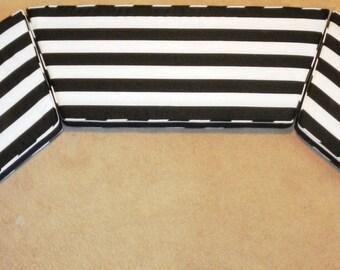 A Set of 3 Custom Breakfast Nook Cushions