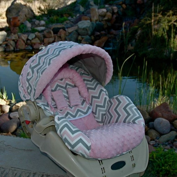 Items Similar To Custom Replacement Baby Car Seat Cover