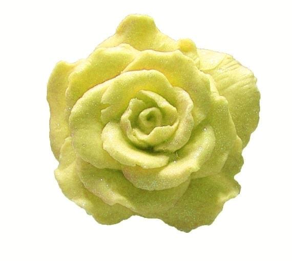 Rose Soaps  - Organic Soaps -  Decorative Soap -  Gift Soaps  - Natural Soap - Soaps - Handmade Soaps -  Essential Oil Rose