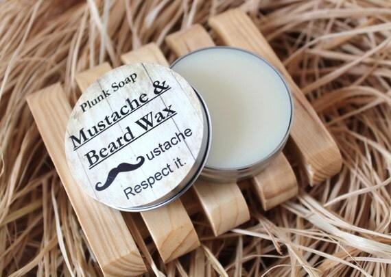 Mustache and Beard Wax