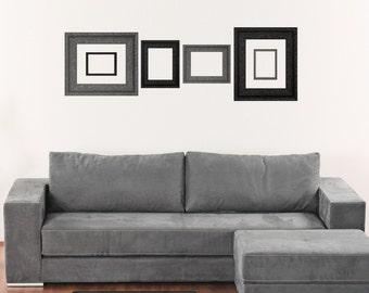 Dark Picture Frames
