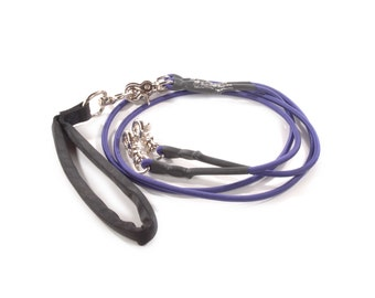 Bungee Double Dog Leash Small - up to 25 pounds