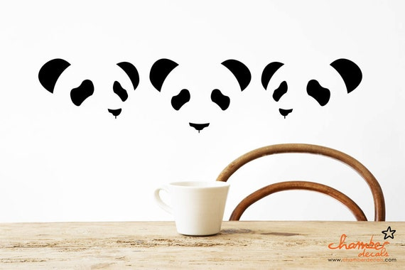 Panda Art Illusion
