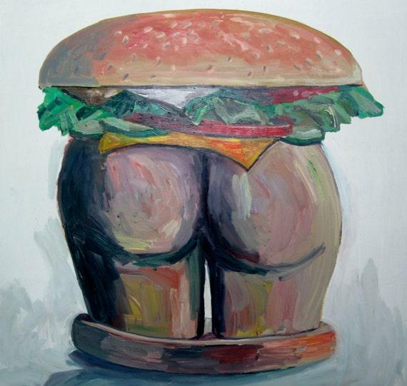 Ass Burger