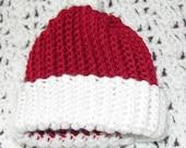 Custom order for Deborah preemie hats