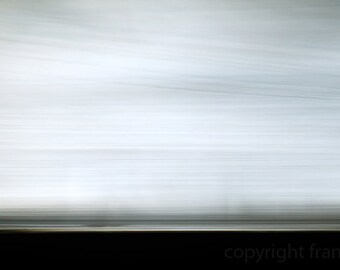 Ghost Ship III.  Fine Art Photograph. Abstract Landscape Photograph. Giclee