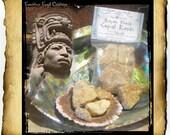 Mayan Black Copal Resin, 2oz large raw granules - fair trade incense