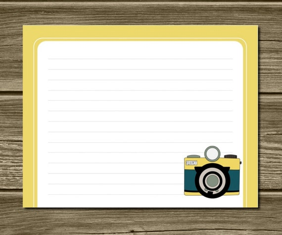 SALE - Retro Camera Note Cards - In Stock - for him. for her. photography. great gift. hostess gift. photo gift. photographer gift. retro.