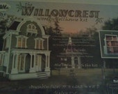 Greenleaf Willowcrest Dollhouse Kit Factory Sealed Free Shipping