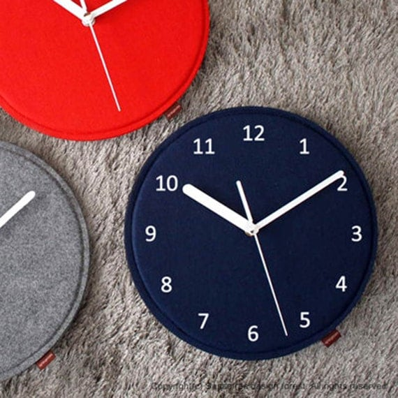 Stylish clocks youll want on your wall Home Decor Singapore